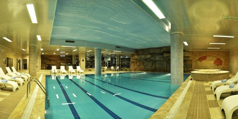 karaman kapalı havuz